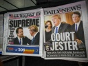 New York papers report Pres. Donald Trump's appointment of Brett