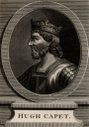 Hugh Capet (c938-996) elected king of France in 987 after the death of Louis V.