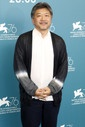 是枝裕和監督 第76回ベネチア国際映画祭 Photocall 'The Truth', Venice International Film Festival 2019