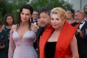 76th Venice Film Festival, Italy - Opening Night - Guests arrive on the red carpet