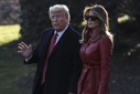 President Trump travels to Mar-a-Lago