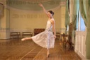 Everyday life of a Russian ballerina