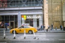 Microsoft's New York offices