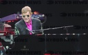 "Elton John concert - ""Wonderful Crazy Night"""