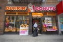 "Dunkin' Donuts officially dropping the ""Donuts"" from their branding"