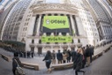 First day of trading for GoDaddy IPO