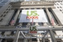 US Foods Holding Corp. IPO trades on the NYSE