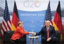 米独首脳 G20 Summit in Argentina - Trump
