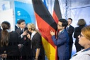 G20 Summit in Argentina - Merkel and Jinping