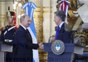 President Vladimir Putin's visit to Argentina. Day two