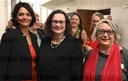 "Andrea Nahles on the topic ""100 years of women's suffrage"""