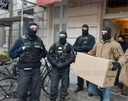 Investigators search Berlin Mosque