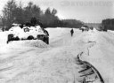 Renewed snow chaos in northern Germany in 1979