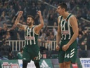 Greece Basketball Euroleague Panathinaikos - CSKA