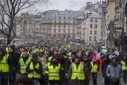 Gilets Jaunes in Paris - Acte 8
