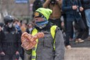 Yellow Vests Protest - Paris