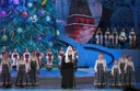 Russia Orthodox Christmas Show