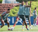 Training camp FC Bayern Munich in Doha