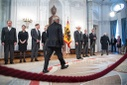 New Year's Reception for the Diplomatic Corps