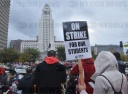 LA TEACHER'S STRIKE