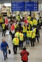 Warning strike by security personnel at Leipzig-Halle Airport