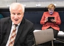 Meeting of the CDU/CSU parliamentary group in the Bundestag