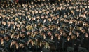 1600 police candidates swear in in Lower Saxony