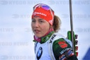 IBU Biathlon World Cup in Ruhpolding / Women's Sprint.