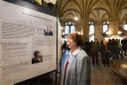 "Opening of the exhibition ""A city and its concentration camp. Prisoners of the concentration camp"