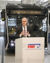 New VHH electric bus workshop