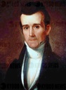 James Knox  Polk (1795-1849) American Democratic politician