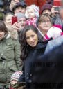 The Duke and Duchess of Sussex visits Bristol