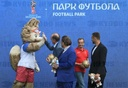 2018 World Cup Football Park in St. Petersburg