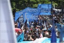 Protest against economic policy in Argentina