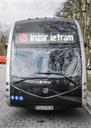 Hochbahn tests electric articulated bus