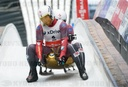 Russia Luge World Cup Sprint Doubles Men
