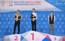 Russia Universiade Figure Skating Men