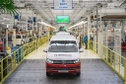 VW completes 10 millionth vehicle in Hanover