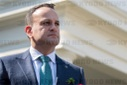 Irish Prime Minister Varadkar Speaks with Press