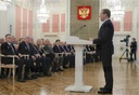 Russia Medvedev Government Awards