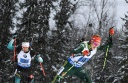 Sweden Biathlon Worlds Men Relay