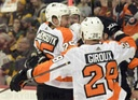 NHL FLYERS PENGUINS