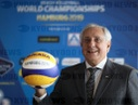 Pk to the Beach Volleyball World Championship in Hamburg