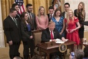 Trump Signs an Executive Order Requiring Free Speech on College Campuses