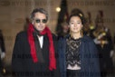 State Dinner For Chinese Presidential Couple - Paris - Arrivals