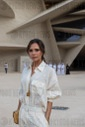 Celebs Attend National Museum Of Qatar Opening - Doha