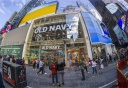 Old Navy store in New York
