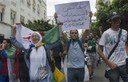 Students Demonstrate in Algiers