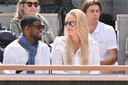 French Open - Celebs on Day 3
