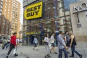Best Buy first-quarter earings beat analystsユ expectations
